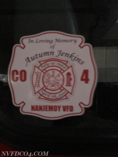 On every piece of our apparatus!